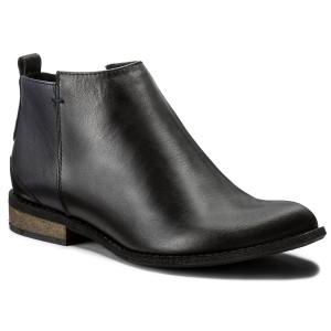 45e9b3da3e507 Členková obuv NESSI - 587/O Czarny 14/Granat 91