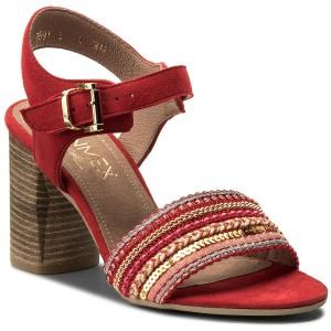 bfe02f9aaf Sandále ANN MEX 869014W+14TS Červená