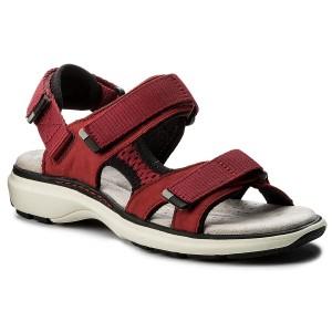 Sandále CLARKS - Un Roam Step 261339344 Red Nubuck 322e9bfb890