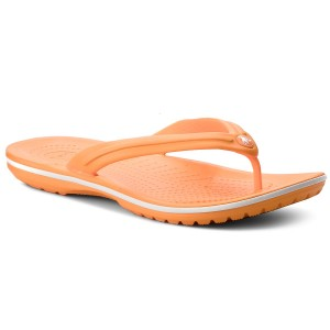 Žabky CROCS - Crocband Flip 11033 Blazing Orange White 0a5acb69ae