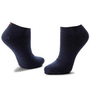 Súprava 2 párov kotníkových ponožiek dámskych TOMMY HILFIGER - 343024001  Jeans 356 df7b1a61366