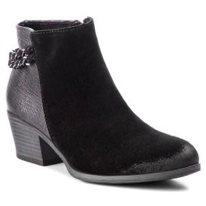 d04574327f699 Členková obuv MARCO TOZZI - 2-25317-31 Black Ant Comb 096