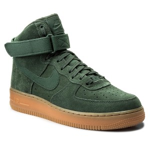 2bb1248b819e6 Topánky NIKE Air Force 1 High '07 LV8 Suede AA1118 300 Vintage  Green/Vintage Green