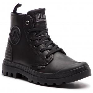 Outdoorová obuv PALLADIUM - Pampa Hi Z Cb U 75984-010-M Black  b7a7aafdb1d