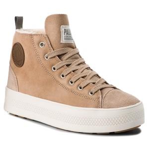 Sneakersy PALLADIUM Sub Explorer Mid 95994-254-M Sand Vetiver Mid Gum 2edd9974ef2