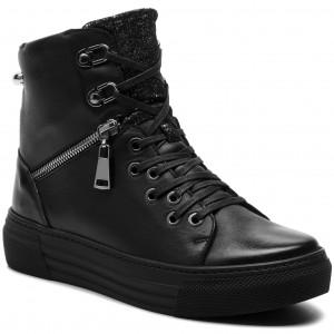 a0d1f63bf89 Sneakersy NIK 08-0510-13-0-01-02 Čierna