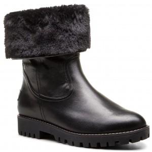 c98972237ff8 Členková obuv ARA 12-16222-61 Schwarz