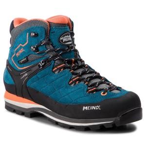 Trekingová obuv MEINDL Litepeak Gtx GORE-TEX 3928 Blau Orange 09 e777383e401