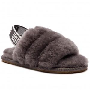 Papuče UGG T Fluff Yeah Slide 1098579T T Chrc d302a9947ba