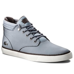 Sneakersy LACOSTE - Esparre Winter C 318 3 Cam 7-36CAM002212C Gry Gry 10b377eb302