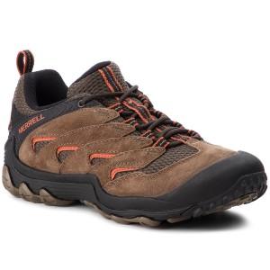 Trekingová obuv MERRELL - Cham 7 Limit Wp J12777 Merrell Stone 7df4f4f6fec