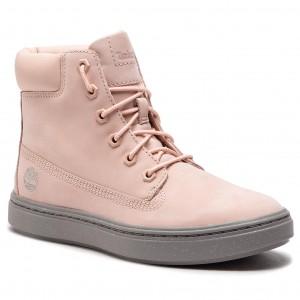 Členková obuv TIMBERLAND - Londyn 6 Inch TB0A1R71662 Light Pink 1e7371ca0d8