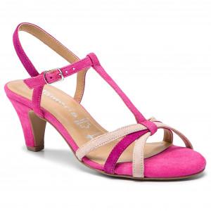 Sandále TAMARIS 1-28360-22 Fuxia Comb 505 3a1237f309f