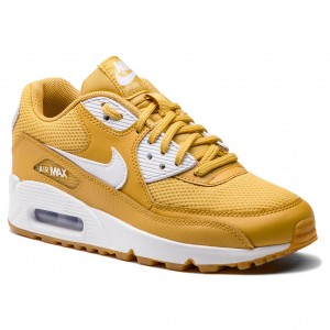 newest 886cc b7f6d Topánky NIKE - Air Max 90 325213 701 Wheat Gold White