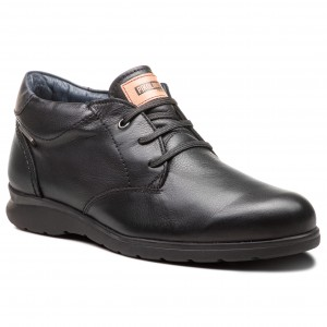c10dcf344353 Outdoorová obuv PIKOLINOS M1C-SY8099 Čierna
