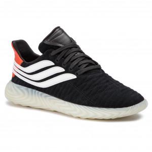 a25b1be773f46 Topánky adidas - Sobakov J B42009 Cblack/Cblack/Cblack - Sneakersy ...