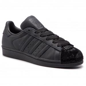 Topánky adidas - Superstar W CG6011 Cblack Cblack Cblack 8867010a8c8