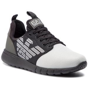 6207857e4f1c Sneakersy EA7 EMPORIO ARMANI X8X007 XCC02 K086 Grey Tri Tonal