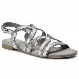 ac0fe40c0795 Sandále CAPRICE 9-28101-22 Silver Glit. Co 970