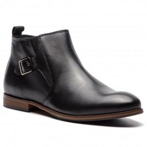 b186be9e262b Outdoorová obuv WOJAS - 7151-51 Čierna
