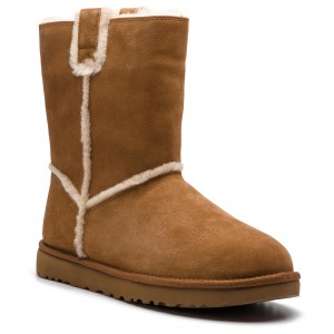 75ce5ab4db7f Topánky UGG - W Classic Short Spill Seam 1098078 W Che
