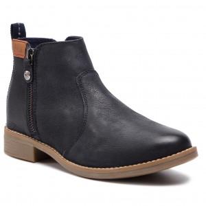 Členková obuv S.OLIVER 5-25300-32 Navy 805 77600f3ab53