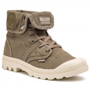 383e09cb23e Outdoorová obuv PALLADIUM - Pallabrouse Baggy 02478-327-M Dark Olive