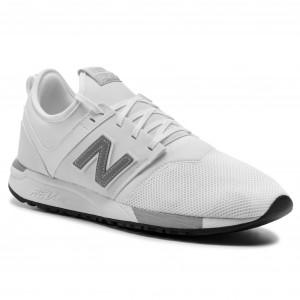 88fbd6e5607f Sneakersy NEW BALANCE MRL247OM Biela