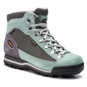 fb09322008697 Trekingová obuv AKU - Ultralight Micro Gtx 365.10 Grey/Aquamarine 320