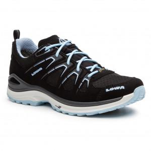 f7a3942580dbe Trekingová obuv LOWA - Innox Evo Gtx Lo Ws GORE-TEX 320616 Black/Ice