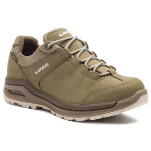 b8c90fa492b67 Trekingová obuv LOWA - Locarno Gtx Lo Ws GORE-TEX 320817 Parsley 0729