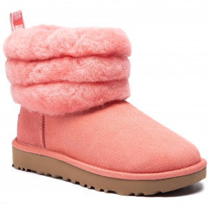 c5518c079aec Topánky UGG - W Fluff Mini Quilted 1098533 W Lnt