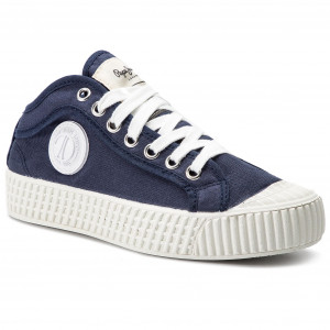 c808f60bb73b Tramky PEPE JEANS - In-G Hi Boys PBS30404 Navy 595