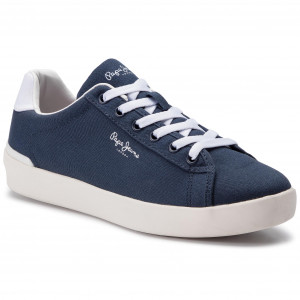 de41913459be Sneakersy PEPE JEANS - Roland Basic PMS30522 Navy 595