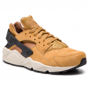 5c72d315e2e Topánky NIKE - Air Huarache Run Prm 704830 700 Wheat Black Light Bone