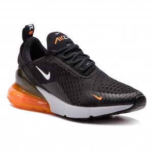 Topánky NIKE - Air Max 270 AH8050 014 Black White Total Orange e3449447f1c
