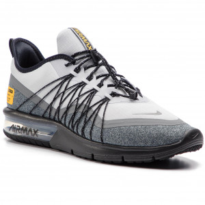 Topánky NIKE - Air Max Sequent 4 Utility AV3236 003 Wolf Grey Reflect Silver cf4a2552fae