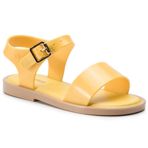 7a86fb428436 Sandále MELISSA - Mini Melissa Mar Sandal III Bb 32633 Yellow 51556