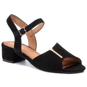 6ad4f08cc5f5 Sandále MACIEJKA 04149-01 00-1 Čierna