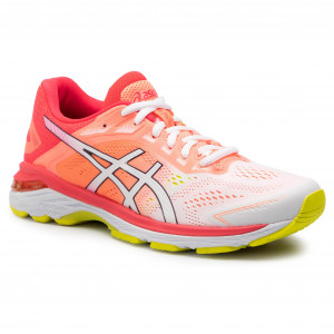 74f828430a9bc Topánky ASICS - GT-2000 7 1012A610 White/Laser Pink 100