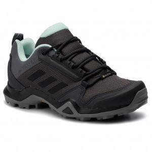 4fae88bc557a3 Topánky adidas Terrex Ax3 Gtx W GORE-TEX BC0573 Grefiv/Cblack/Clemin