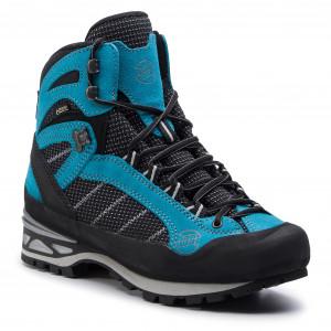 a679531583e17 Trekingová obuv HANWAG Hanwag Makra Combi Lady GTX GORE-TEX H11102-012490  Black/Ocean
