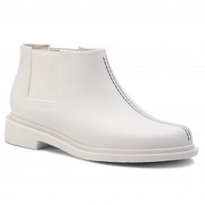 ba523a52f512 Členková obuv MELISSA - Skin Ad 32550 White Black 50735