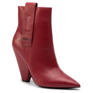 339dd31d73 Členková obuv LIU JO - Guenda 07 S69023 P0062 Red 91656