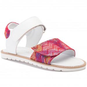 be87b4e4e571 Sandále ZARRO - 162 02 Biela Farebná