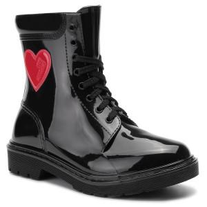 0946010a69de Outdoorová obuv LOVE MOSCHINO JA24063G18I10000 Nero