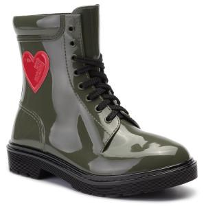 dd880d7db0ef Outdoorová obuv LOVE MOSCHINO JA24063G18I10852 Militare