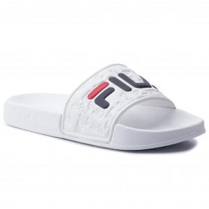5d571269f053 Šľapky FILA - Boardwalk Slipper Wmn 1010640.1FG White