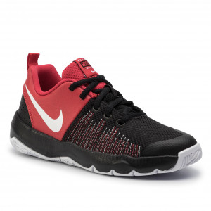 ab802e5cca73 Topánky NIKE Team Hustle Quick (Gs) 922680 002 Black White University Red