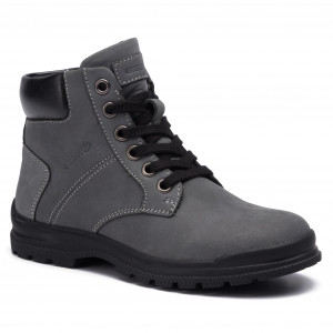 96ddbf068dbb2 Outdoorová obuv GEOX J Navado B. B J845HB 032BC C9875 S Dk Grey/Black